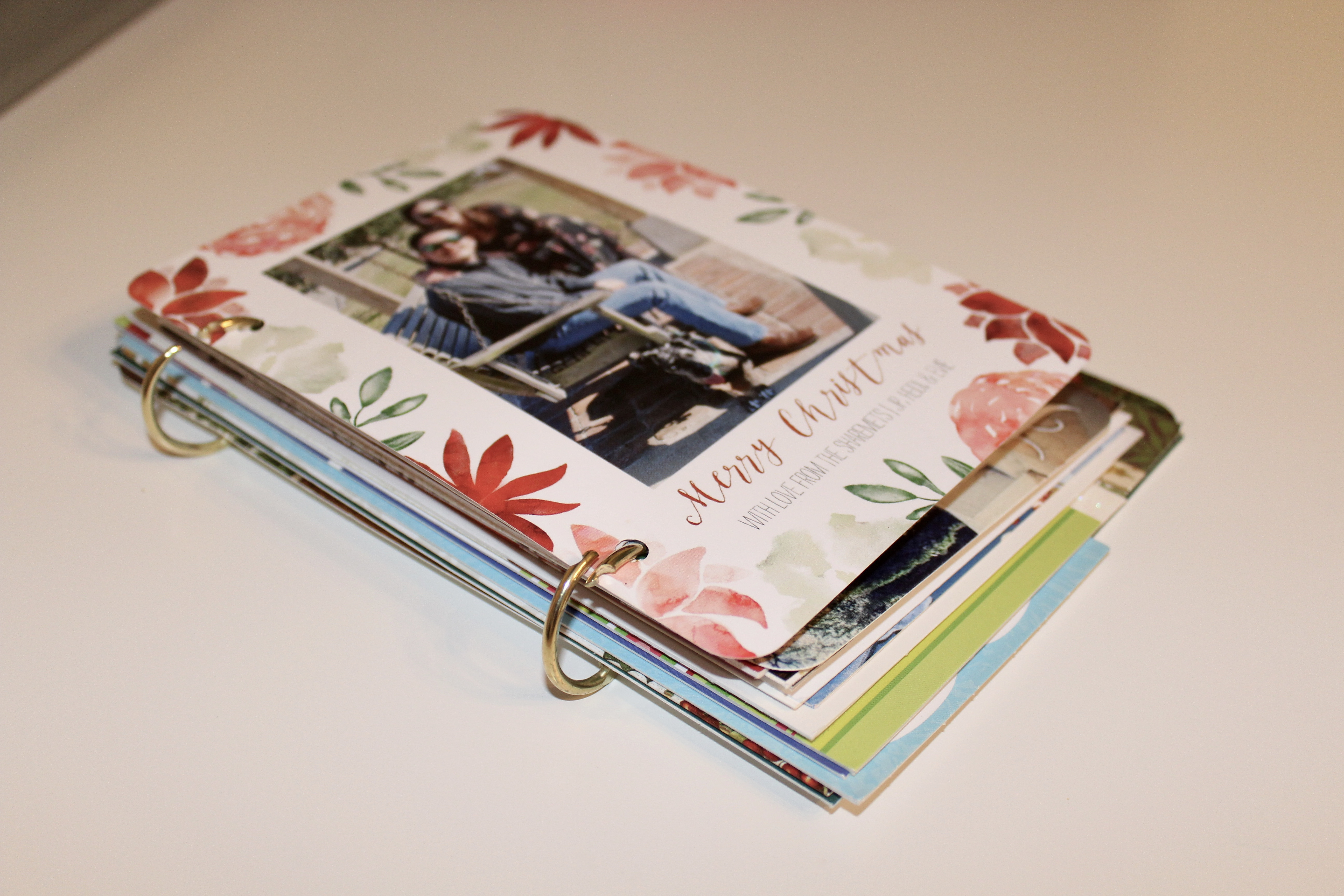 Greeting Cards Keepsake Album How To Save And Organize Greeting